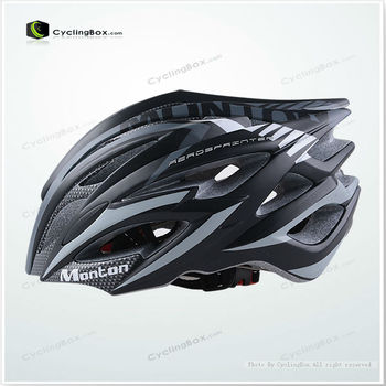 Monton bicycle helmet made with import PS/EPS high protection with unique design