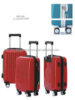 Popular high quality travel bag cases used luggage for sale