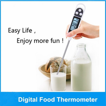 QC Deparment Baby Digital Thermometer LCD Display Cheapest Meat Thermometer