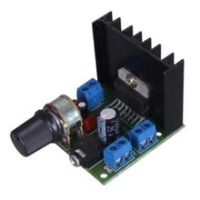15W Amplifier module- Dual-Channel Amplifier , DIY amplifier