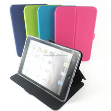 business style color TPU clear back soft shell cover for ipad mini mix color tablet case