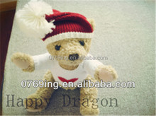 Christmas Toys Accessories&Christmas Accessories Of The Knitted Hat&Knitted Hat For The Toys