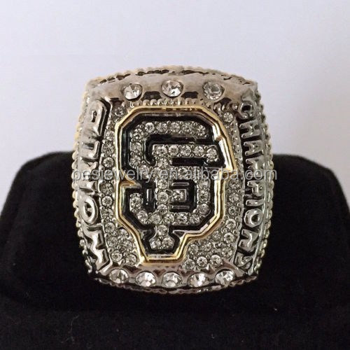PES Fashion Jewelry! 2014 San Francisco Giants World Series Sports Champions Ring (PES6-1814)