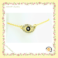 WB150922-3 Yiwu Adore Wholesale Fashion Alloy Turkish Evil Eye Bracelet, Evil Eye Jewelry, turkey evil eye wholesale