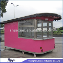 2015 Shanghai JX-CR380 mobile burger vans for sale