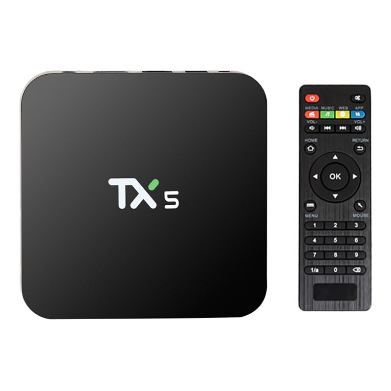Top selling products in alibaba TX5 hd digital tv set top box android tv box 2gb ram