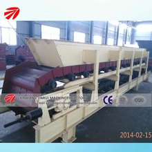 Running smoothly iron ore apron feeder for sale
