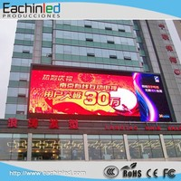 big project outdoor advertising LED screens high definition