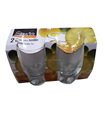New Product Wholesale Drinkware Clear Glass Cup