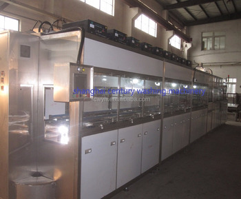 Automatic Industrial Ultrasonic Cleaning Equipment