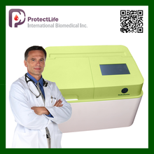 The one and only human full spectrum medical auto blood analyser