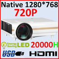 made in China best effect 3500 lumens digital multimedia 6 meters portable projector
