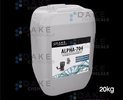 Industrial Grade Diffusion Pump Oil for Semiconductors ALPHA-704 (Eq. DC-704)