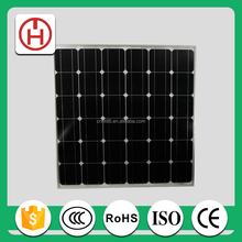 customized 50w solar panel with RoHS