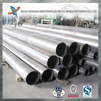 Titanium seam tube /pipe