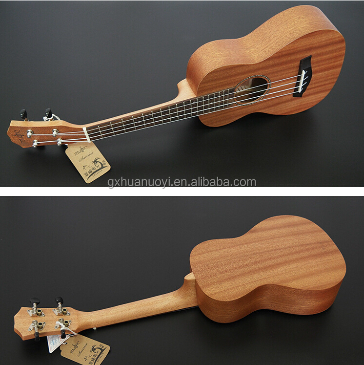 "wholesale ukulel 21"" Acoustic Soprano Hawaii Rosewood guitar 4 Strings Ukulele Cuatro Musical Instrument Coffee for Student"