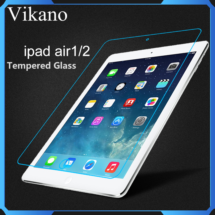 Paypal accept Tempered Glass Screen Protector for ipad air 2 ipad mini 2 3 4 ipad pro tempered glass screen protector