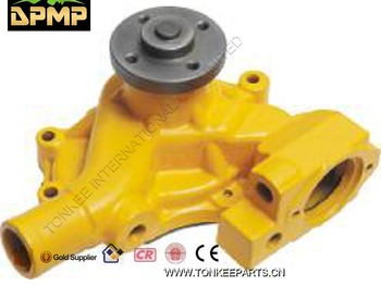 6204-61-1100/1101/1104 water pump supply hight quality 3D95S/4D95L water pump PC40/60-5 water pump