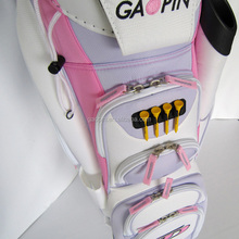 Pink,cheap,lady golf bag