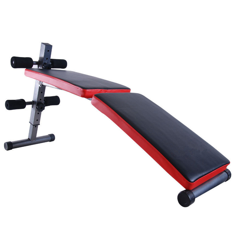 Ab Workout Adjustable Portable Folding Sit Up Bench Buy