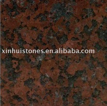 South African Red granite