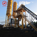 Factory direct sale 90m3/h productivity concrete mixer plants