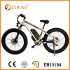 new special lithium battery fat tire sobowo S19 mountain electric bicycle