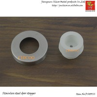 wholesale High Quality Wall Door Stops for Cylindrical Doorstoppers Lock guard