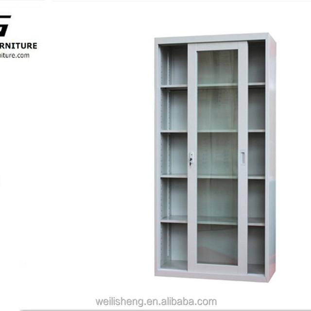 Bookcase Sliding Glass Dooryuanwenjun