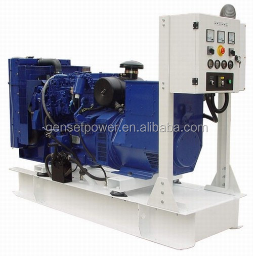 Auto start 80kva backup power generator with 1104C-44TAG2 diesel engine