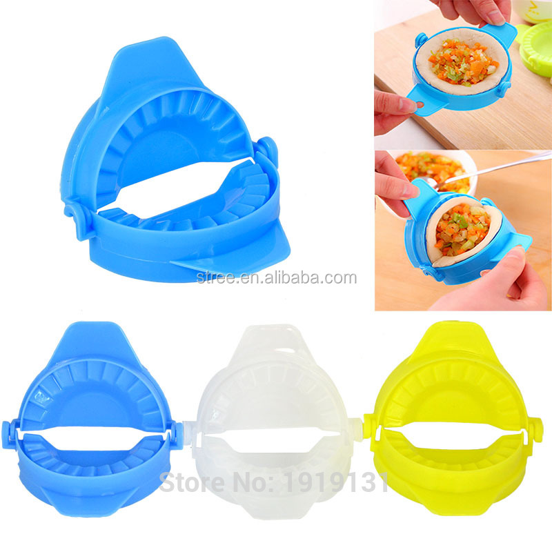 PresNew Useful Durable 3pcs Convenient Product Dumpling Makers Mould Dumpling machine Kitchen Tool