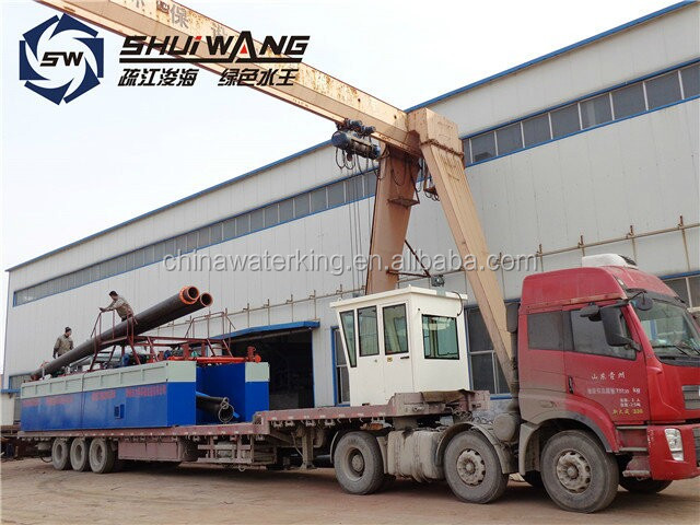 customized suction dredger cutter suction dredger for hot sale