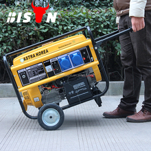 Bison China 7kw King Power Gasoline Generator Cheap Price Chinese Gasoline Generator