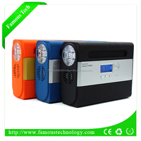 DC Battery Powered Car Electric Air Compressor Inflator Pump/Airbed Mattress Inflatable Boat Air Pump