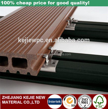 outdoor WPC floor,WPC China manufacture 150x25mm Hollow outdoor WPC terrace board decking