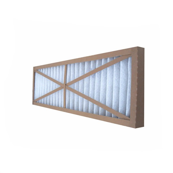 BF Hot Sale Prime Paper Frame Filter with Synthetic Fiber