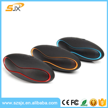 High Quality X6 Portable Mini Wireless Rugby Handsfree Bluetooth Speaker Audio MP3 Player Speakers For iphone