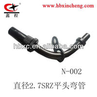 MOTORCYCLE CABLE PARTS steel parts bent tube for honda hero