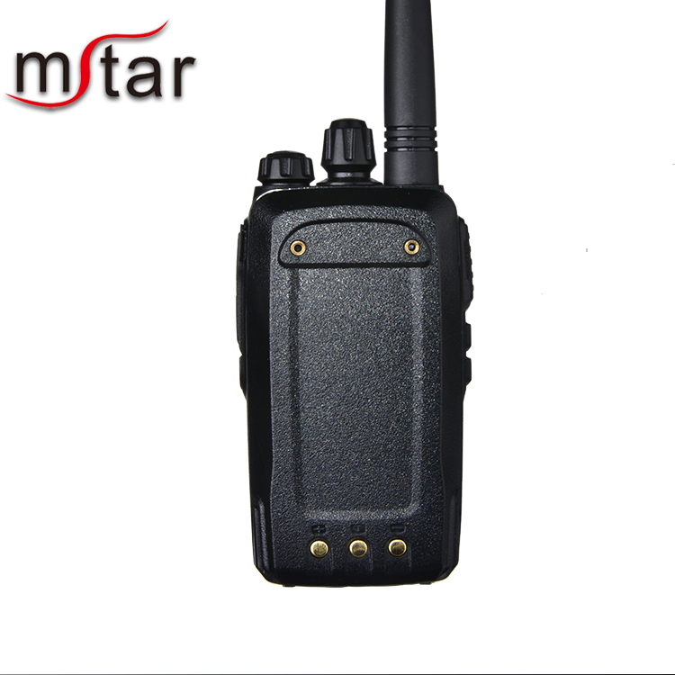 Mstar M8 Economic 7W UHF vhf Radio Walkie Talkie