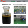 Epoxy flooring middle and primer coating curing agent, Epoxy hardener for dark color floor primer R-3105