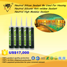 Neutral Silicon Sealant Be Used For Housing Neutral Silicone Anti-mildew Sealant Neutral High Modulus Sealant