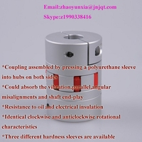 JQT pump rubber coupling flexible shaft coupling