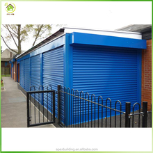 Hot Sale Vertical Aluminum Automatic Roller Shutter Doors