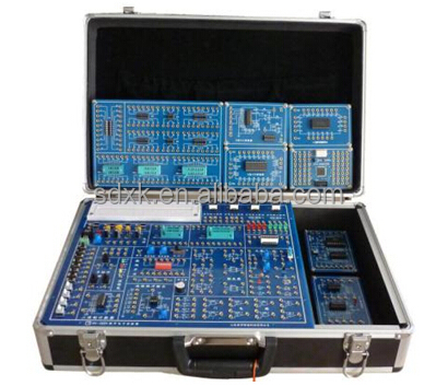 Digital Trainer, Vocational Training Equipment,XK-DEB1 Modularization Digital Electronic Training Set