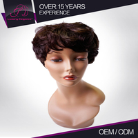 Wholesale Factory Price Machine Made Authentic Brazilian Cheap Human Hair Wigs