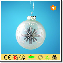 Xmas Tree Decoration Christmas Ornament Hanging Glass Ball
