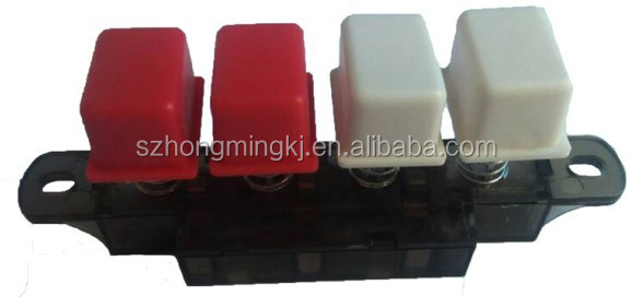 air conditioner cooling fan switch
