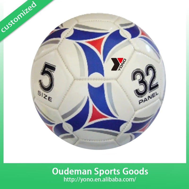 Cheap Mini Soccer Balls Custom Print Ball Logo YNSO-041 World Cup TPU/ PU Soccer Ball