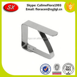 Hot Sale Factory Price Custom High Quality Stainless Steel Clip (China supplier / OEM&ODM)