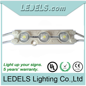 3leds 5630smd led modules 1.2w 12V sign lighting led